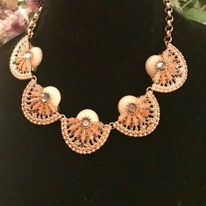 New York and company  necklace statement piece